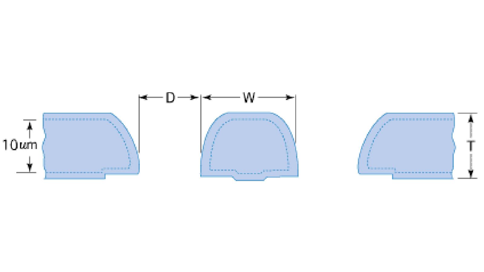 加工限度と精度 -6.加工限界